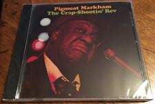 Pigmeat Markham - The Crap Shootin Rev - New Factory Sealed Cd