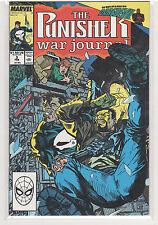 The Punisher War Journal #3 Jim Lee Daredevil 9.6
