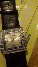orologio uomo Jay Baxter donna bracciale pelle strasse a0029