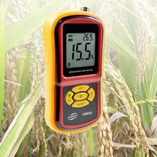 Digital Grain Moisture Meter Rice Corn Grain Moisture Test Meter Detector
