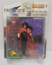 Extra Knights Final Fantasy VII VINCENT VALENTINE Action Figure (NIP)