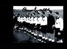 Ottmar Walter DFB Weltmeister 1954 Foto Original Signiert+A 150950