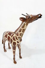 Recycled Metal Can Art Giraffe - Garden Decor - Outdoor Fun - Yard Decoration