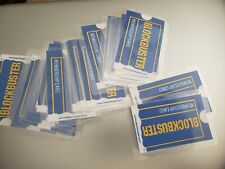 New, Blockbuster Video Membership Card Movie Collectors Item