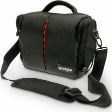 Black Water Resistant SLR DSLR Bridge Messenger Camera Bag Case Rain Cover