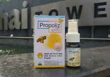 Propoliz Mouth Sprey Mouth and Throat Spray with Brazillian Green Propolis