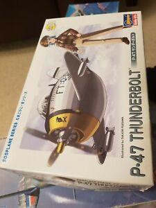 Hasegawa Egg Plane ~ P-47 Thunderbolt
