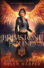 Harper Helen-Brimstone Bound BOOK NEW