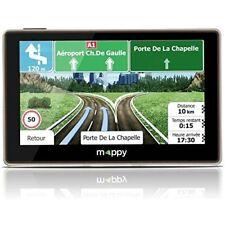 Mappy Ulti E538 GPS Navigationssystem (europa 16 9