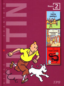 Tintinove avanture 2 / IPS Serbia 2009 / Herge Tintin