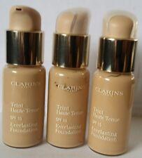 Clarins Everlasting Foundation SPF15 - # 111 Toffee- 3×15ml -Womens Make Up