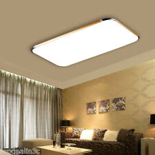 Floureon 48W LED Luz de Techo Ceiling Light con Mando a Distancia 65*43cm Oro