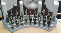 Vintage 1960'S MARX U.S. PRESIDENTS 35 Presidential Figurines 1st to 35th