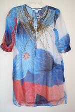 BNWT DVF Diane von Furstenberg Nessa Silk Chiffon  Dress Batik Sold Out 2 XS 625