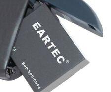 Eartec batería para UltraLite & hub comunicador-original lx-600-li conjuntos de baterías