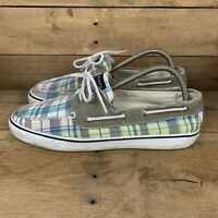 Sperry Top-Sider 9777481 Slip-On Comfort Loafers 2-Eye Boat Shoes Women's 11 M