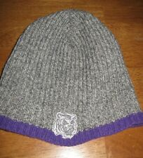 first rate d2828 2733b ... release date top of the world lsu tigers wool beanie hat one size adult  gray e364f