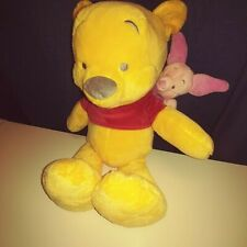 Authentic NWT BABY POOH FLOPPY 15inch Plush Disney Park Soft & Huggable