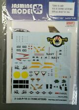 1/72 Jasmine Model F-14D VF-31 Tomcatters Final Days CAG Decals 72001