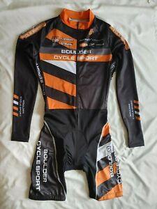 Men's HINCAPIE Full Bicycling Suit L/S Size  M