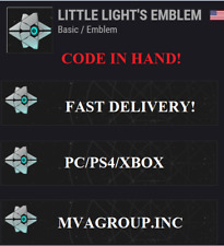 Destiny 2 - Little Light Emblem - FAST DELIVERY! (PC/PS4/XBOX)