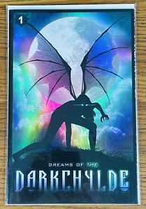 DREAMS OF THE DARKCHYLDE #1 DYNAMIC FORCES CHROME COVER W/ COA #683 OF 2500 NM