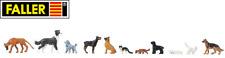 Faller H0 151902 Hunde und Katzen - NEU + OVP