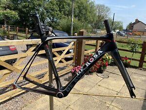 De Rosa 888 Superking E 52cm Carbon Road Bike Frame