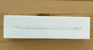 Apple Pencil (2nd Generation) for iPad Pro Factory Sealed White BRAND NEW
