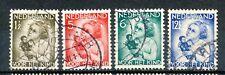 Nederland  270 - 273 gebruikt (1)