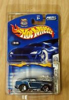 HOT WHEELS 2003 FIRST EDITION #34 1968 MUSTANG VHTF and HAS PROTECTOR PACK