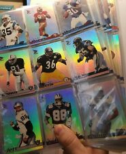 1999 Pacific Prisms Football NFL Trading Cards 62/150