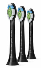 Philips HX6063/96 Sonicare W2 Optimal White Toothbrush Replacement Heads - Black