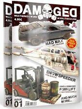 Abteilung 502 #701 Damaged-Weathered & Worn-Model Magazine Premier Issue