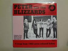 "PETER AND THE BLIZZARDS:4 Songs From 1965 Never Released Before-Holland 7""EP PSL"