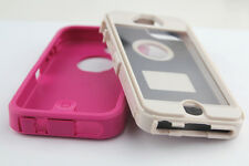 Defender Series Case Cover For iPhone 5S 5 SE Blue Black Purple