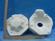 Ghost Candy Dish Vintage Holland No 2715 Ceramic Mold