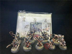 Warhammer Boxed Games Warcry DPS painted Warcry: Abilities Untamed Beasts TP4216