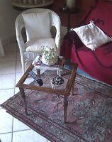 Tavolo Pranzo Tavolino Salotto FERRO BATTUTO  Realizzazioni Personalizzate . 689