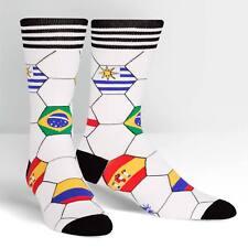 Sock It To Me Men's Crew Socks - Kick It