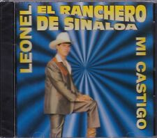 Leonel el Ranchero de Sinaloa  Mi castigo CD New Sealed