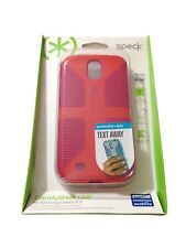 Speck Spk-A2061 Candy Shell Case for Samsung Galaxy S4 - Poppy Red/Fuchsia Pink