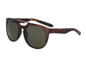 Dragon Alliance Proflect Sunglasses Matte Tortoise Frame Green Lens 32731-244
