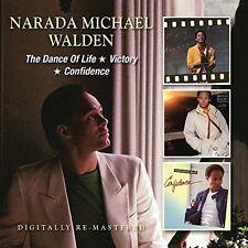 Narada Michael Walde - Dance of Life/Victory /Confidence [New CD] UK - Import