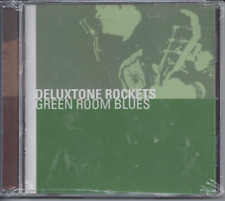Deluxetone Rockets- Green Room Blues CD Christian Jazz/Swing(New Factory Sealed)