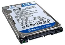 "WESTERN Digital Scorpio Blue 250 GB a 5400 RPM 2,5 ""WD2500BEVT Hard Drive HDD SATA"