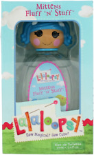 Lalaloopsy By Mittens Fluff 'N' Stuff For Kids EDT Spray 3.4oz Shopworn New