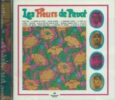 LES FLEURS DE PAVOT - S/T 1968 FRENCH POP PSYCH ACID HIPPIE ROCK OOP SEALED CD