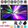 "HD 7"" 2Din Autoradio Car Stereo MP5 Media Player BT 1080P RDS GPS Touchscreen"
