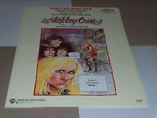 Motley Crue sheet music Don't Go Away Mad (Just Go Away) GUITAR TAB '90 14 pp M-